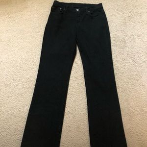 Lucky Black Jeans